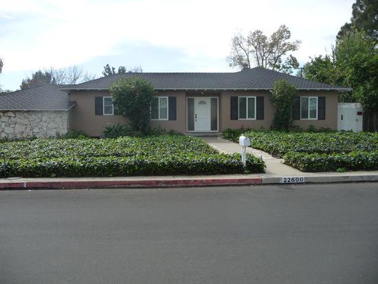 22600 Collins St, Woodland Hills, CA 91367