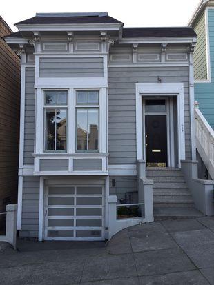 612 Pennsylvania Ave, San Francisco, CA 94107