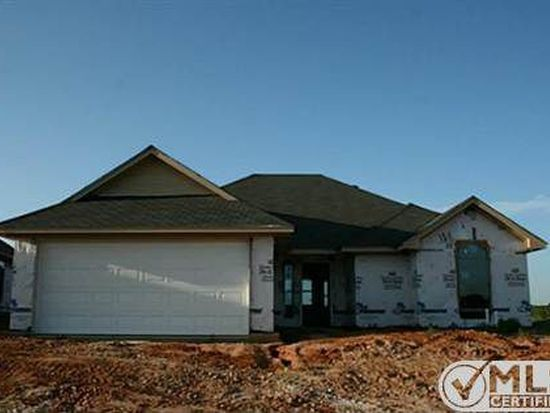 1233 Newcastle Dr, Weatherford, TX 76086