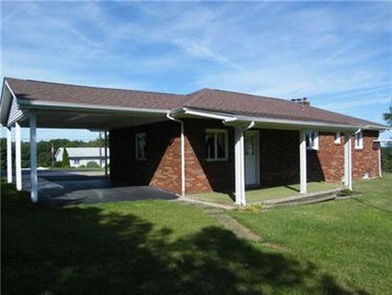 618 Harmony Baptist Rd, New Castle, PA 16101