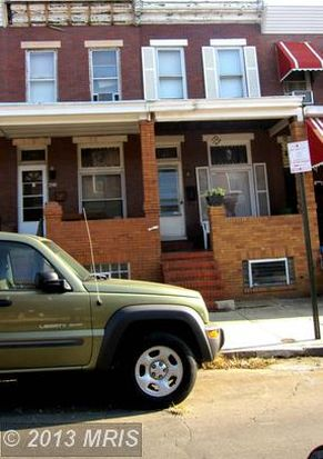 419 S Robinson St, Baltimore, MD 21224