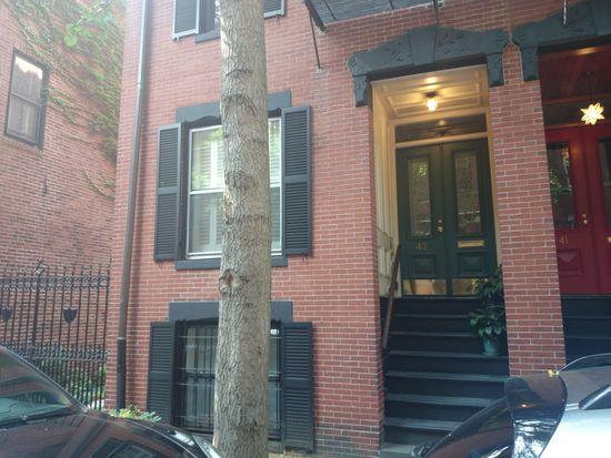 43 Gray St, Boston, MA 02116
