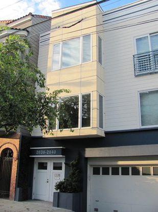 2040 Filbert St, San Francisco, CA 94123