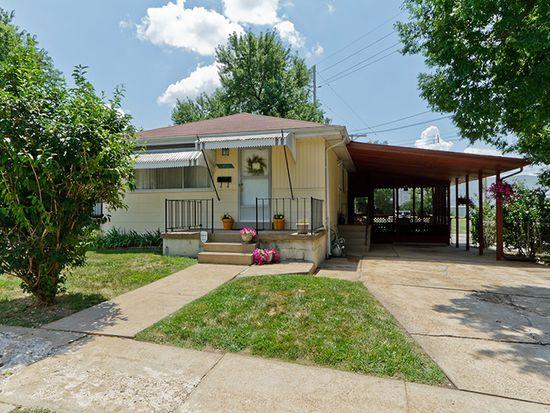 6466 Plateau Ave, Saint Louis, MO 63139