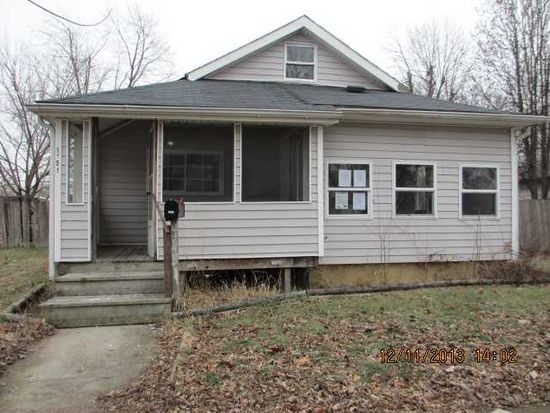 1151 S 2nd St, Frankfort, IN 46041