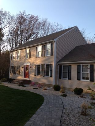 165 Vest Way, North Andover, MA 01845