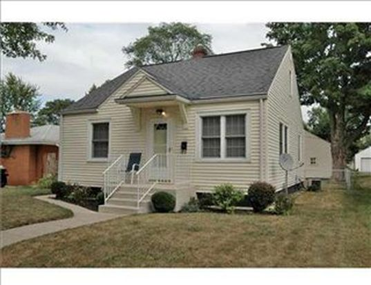 1222 S 33rd St, South Bend, IN 46615