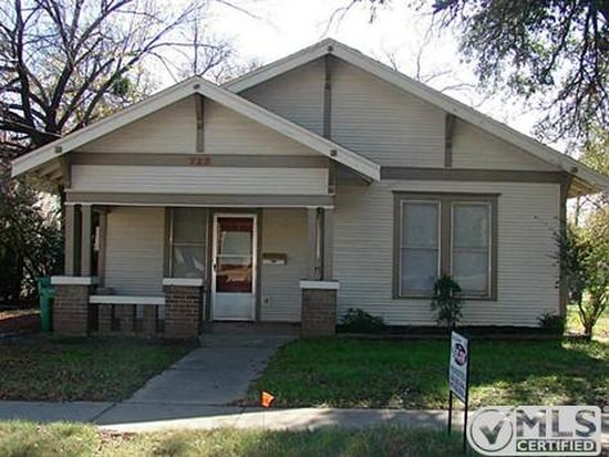 722 Schmitz Ave, Denton, TX 76209