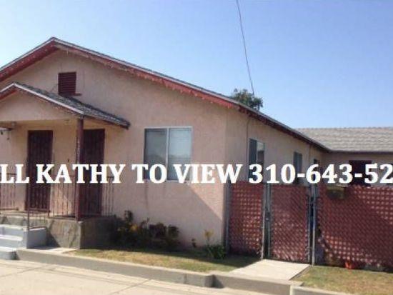 4207 W 120th St, Hawthorne, CA 90250