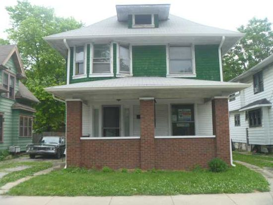 43 N Bradley Ave, Indianapolis, IN 46201