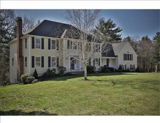 90 Spring Hill Rd, North Andover, MA 01845