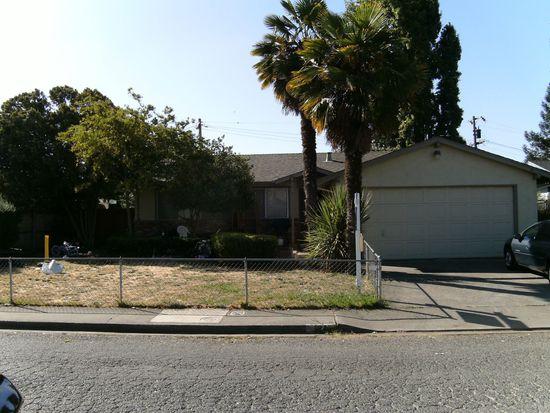 157 Dillon Dr, Vallejo, CA 94589