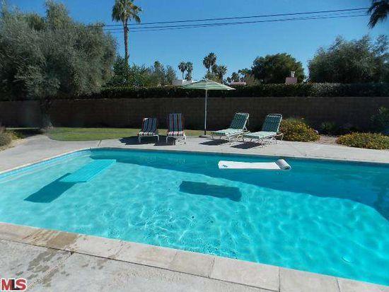 682 S Roxbury Dr, Palm Springs, CA 92264