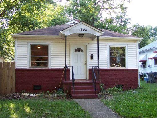 1802 Texas Ave, Richmond, VA 23220