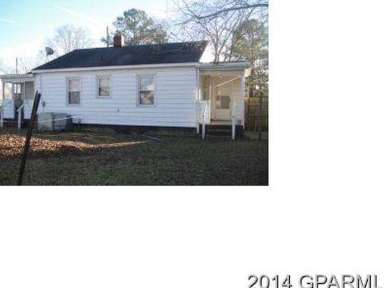 314 Clairmont Cir, Greenville, NC 27834