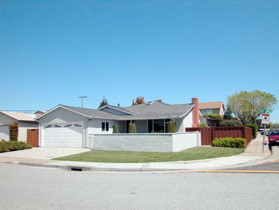 1697 Eisenhower St, San Mateo, CA 94403