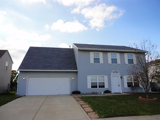 472 Old Glory Dr, Greenfield, IN 46140