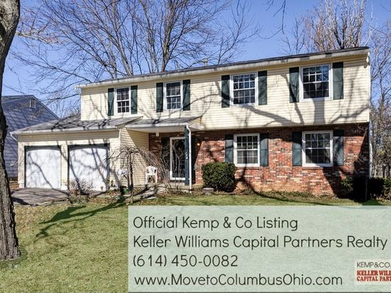 116 Millfield Ave, Westerville, OH 43081