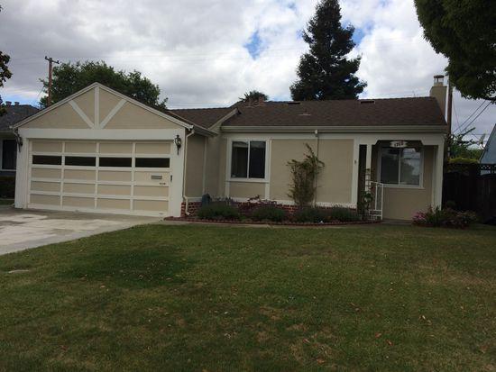 1768 Laine Ave, Santa Clara, CA 95051