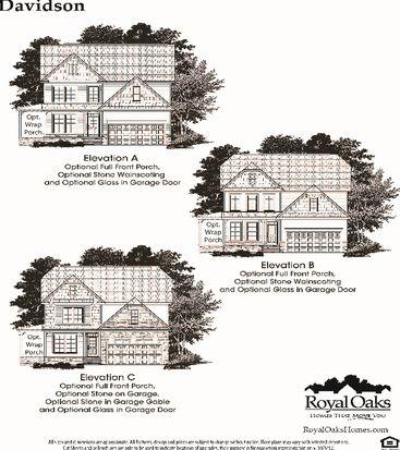 The Davidson - Rockbridge by Royal Oaks Building Group