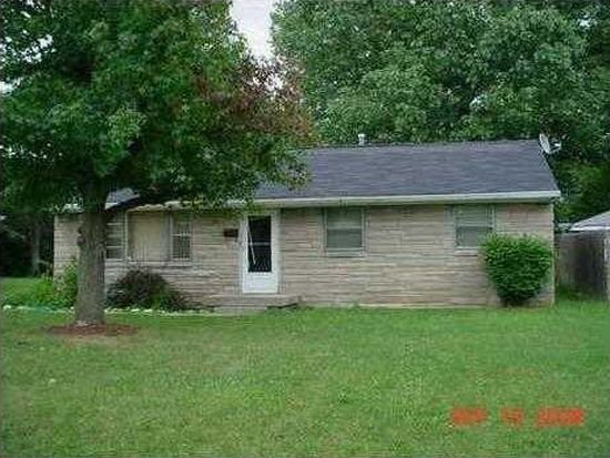 3931 N Bolton Ave, Indianapolis, IN 46226