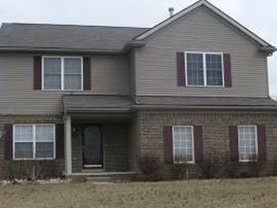 13701 Cambridge Ct, Belleville, MI 48111