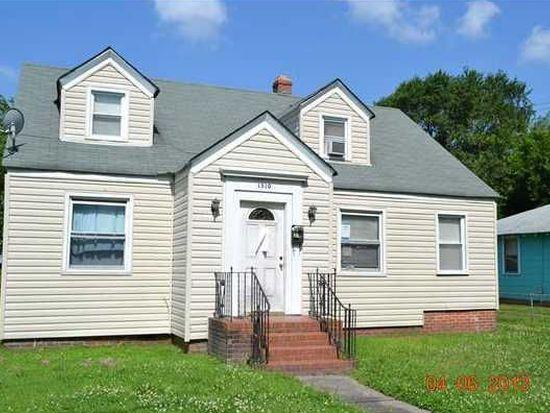 1510 Camden Ave, Portsmouth, VA 23704