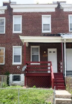 3720 Beehler Ave, Baltimore, MD 21215