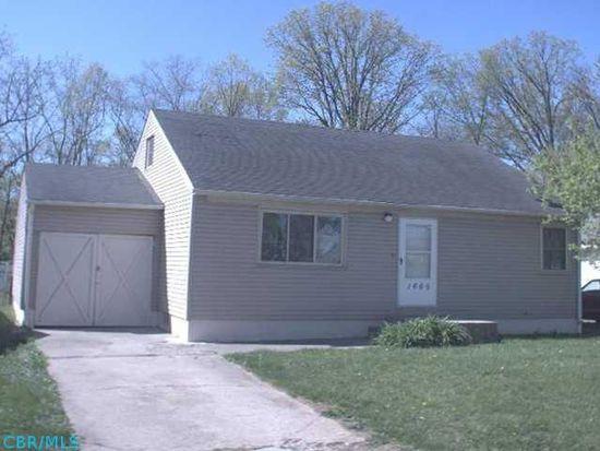 1665 Little Ave, Columbus, OH 43223