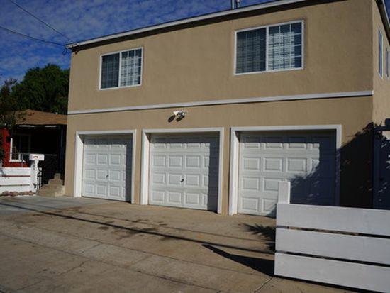 405-407 28TH St, San Diego, CA 92102