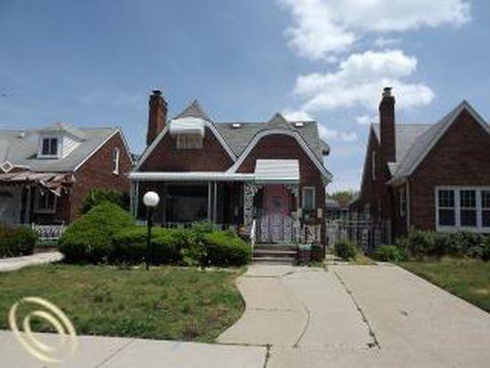 17326 Hartwell St, Detroit, MI 48235