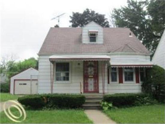 17524 Heyden St, Detroit, MI 48219