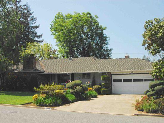 19855 Bonnie Ridge Way, Saratoga, CA 95070
