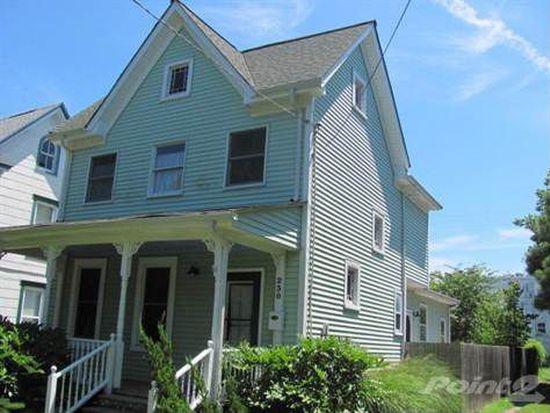 230 Randolph Ave, Cape Charles, VA 23310