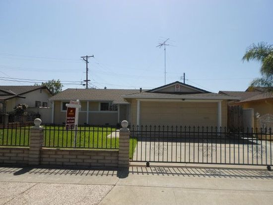 1316 Holly Hill Dr, San Jose, CA 95122