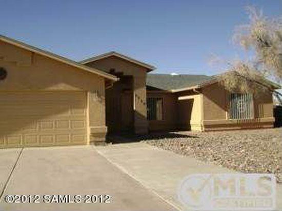 3318 Mustang Ct, Sierra Vista, AZ 85650