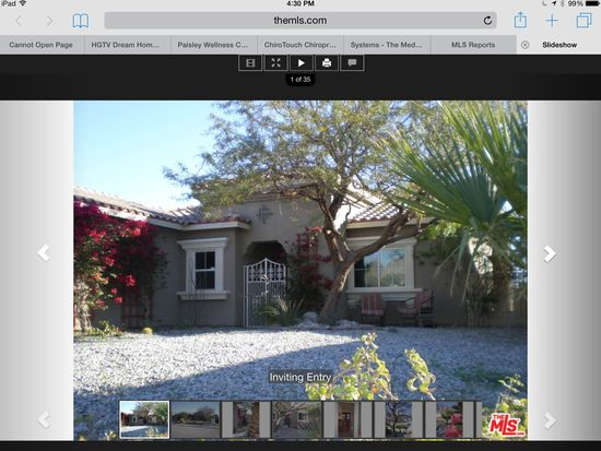 3926 Eastgate Rd, Palm Springs, CA 92262