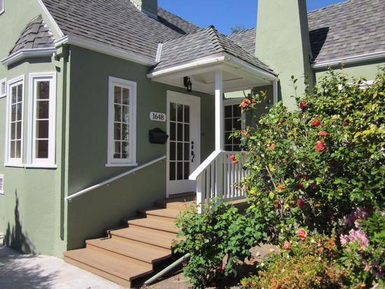 1648 Escobita Ave, Palo Alto, CA 94306
