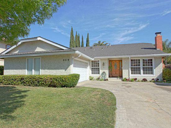 359 Avenida Arboles, San Jose, CA 95123