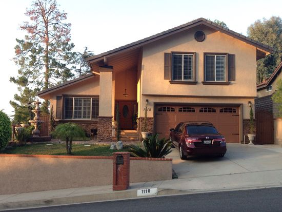 1118 Moscada Ave, Walnut, CA 91789