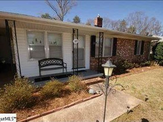 103 Orchid Dr, Greenville, SC 29617