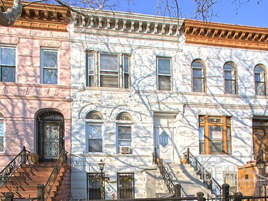 611 Macon St # TWNHSE, Brooklyn, NY 11233