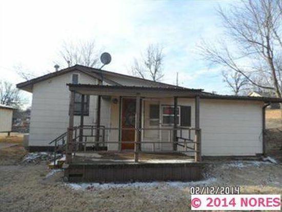 120 W Oak St, Drumright, OK 74030