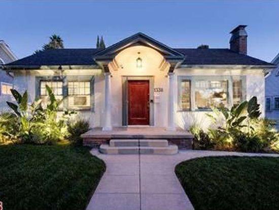 1338 N Ogden Dr, West Hollywood, CA 90046