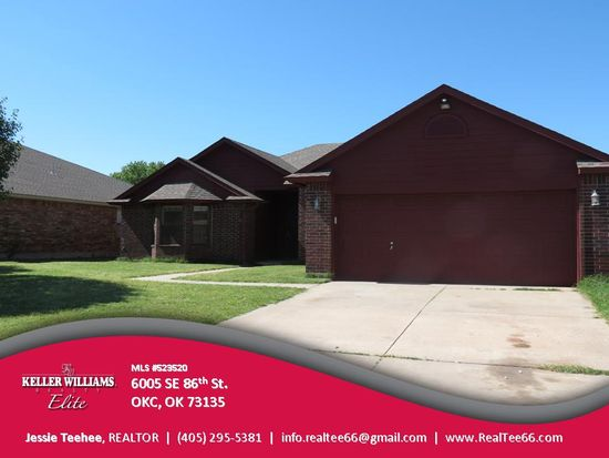 6005 SE 86th St, Oklahoma City, OK 73135