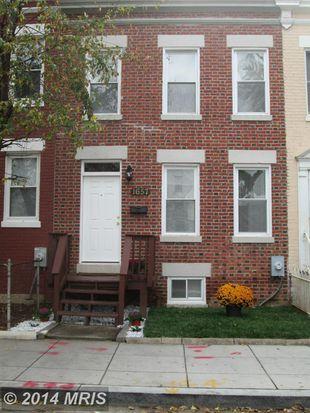 1657 Kramer St NE, Washington, DC 20002