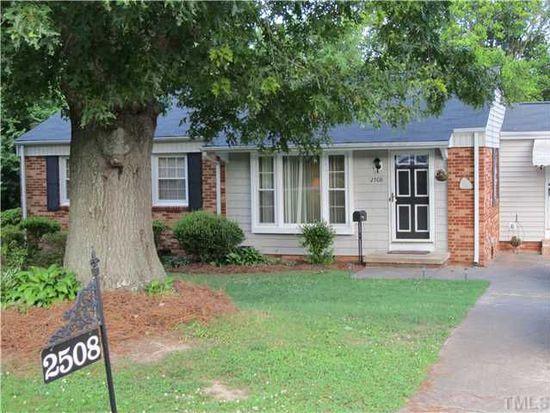 2508 Remington Rd, Raleigh, NC 27610