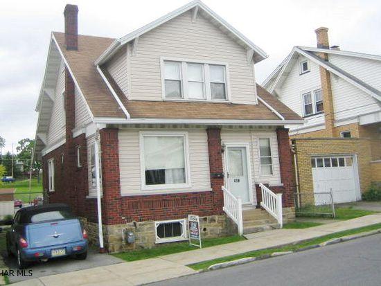 419 25th Ave, Altoona, PA 16601