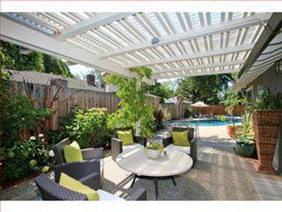 11 Bay Rd, Menlo Park, CA 94025