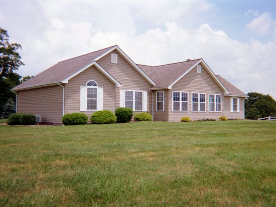 222 Rutherford Dr, North Tazewell, VA 24630